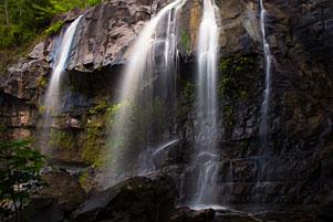 Lanjut Nyepeda 2 km Lagi ke Air Terjun Yohnan Gedangsari