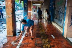 Malioboro Jadi Bersih dan Lenggang pas Selasa Wage