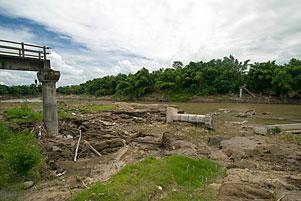 Jembatan di Pundong yang Kini Telah Tiada