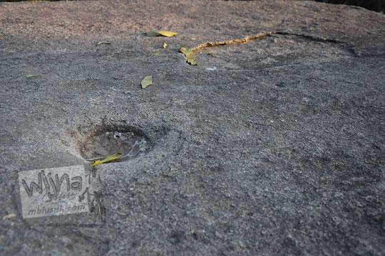 sisi atas watu gilang banguntapan