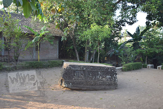 asal usul situs watugilang banguntapan