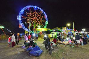Thumbnail artikel blog berjudul Suatu Malam di Pasar Malam Imogiri