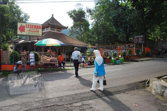 foto masjid dekat baturaden banyumas