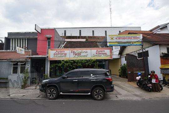 lokasi alamat warung es cobra salatiga
