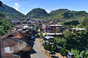 Thumbnail untuk artikel blog berjudul Sekilas Suasana Pagi di Desa Sembungan Dieng