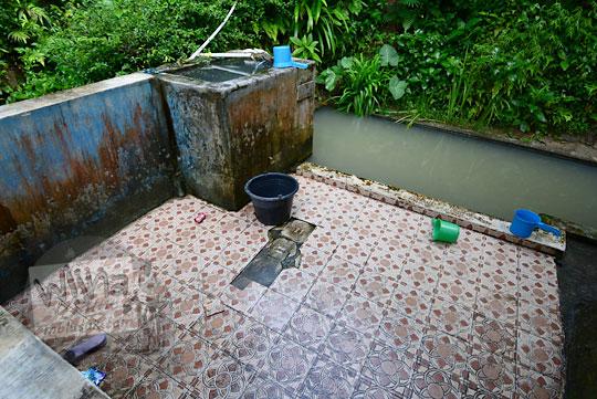 foto sendang kahuripan yang letaknya dekat pos mati di desa giritengah borobudur magelang pada maret 2018