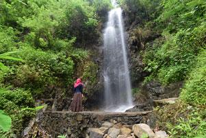 Thumbnail artikel blog berjudul Yang Tersepi di Curug Tamansari Loano