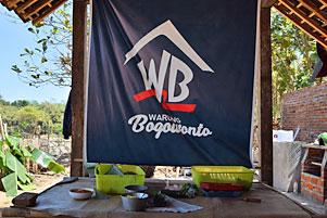 Thumbnail untuk artikel blog berjudul Lima Hal Tentang Warung Bogowonto di Purworejo