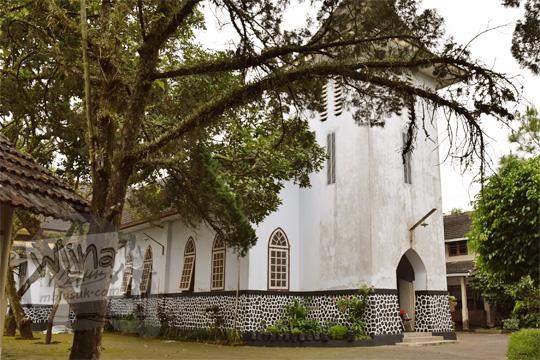sejarah gereja kristen jawa tengah utara salatiga