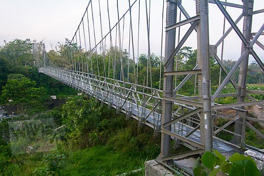 sejarah pembuatan jembatan mangunsuko di kecamatan dukun kabupaten magelang jawa tengah
