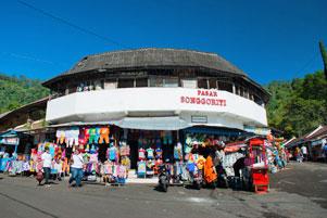 Thumbnail artikel blog berjudul Jalan Kaki Pagi ke Kawasan Wisata Songgoriti