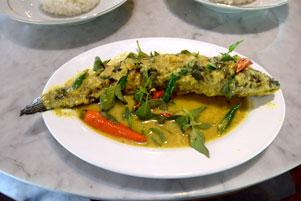 Thumbnail artikel blog berjudul Mangut Iwak Kutuk ala Rumah Makan Kopi Kenteng