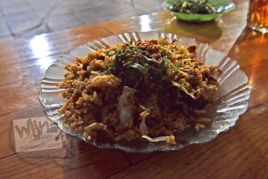 review nasi goreng jawa bu cas terminal wates