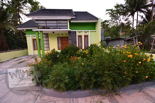 model dan harga rumah di kompleks perumahan sewugalur village