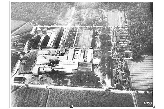 kompleks pabrik gula sewugalur pada zaman belanda dulu