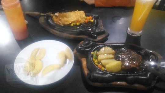 review rasa harga steak blackpepper di warung steak ws yogyakarta