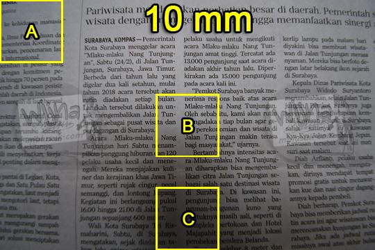tes ketajaman lensa wide nikon af-p 10-20 vr dx di 10 mm