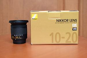 Thumbnail artikel blog berjudul Review Lensa Wide Ekonomis Nikkor AF-P 10-20 DX VR