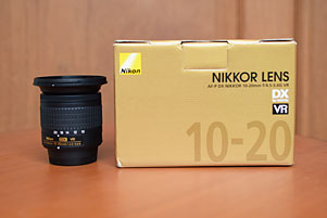 Thumbnail untuk artikel blog berjudul Review Lensa Wide Ekonomis Nikkor AF-P 10-20 DX VR