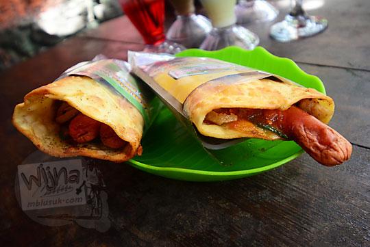 resep saus hotdog sosis enak khas warung widy hot delicious cangkringan