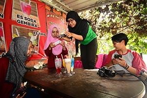 Thumbnail untuk artikel blog berjudul Nongkrong di Warung Widy Hot Delicious Cangkringan