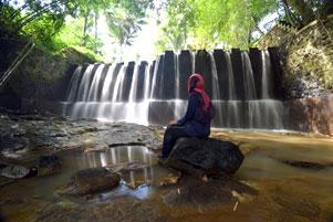 Thumbnail untuk artikel blog berjudul Ketika Dwi Aku Ajak Nyepeda ke Grojogan Dam Jering