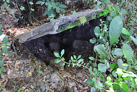 batu keramat di dekat pesanggrahan kiai wongso pati di dusun nglepen sumberharjo prambanan