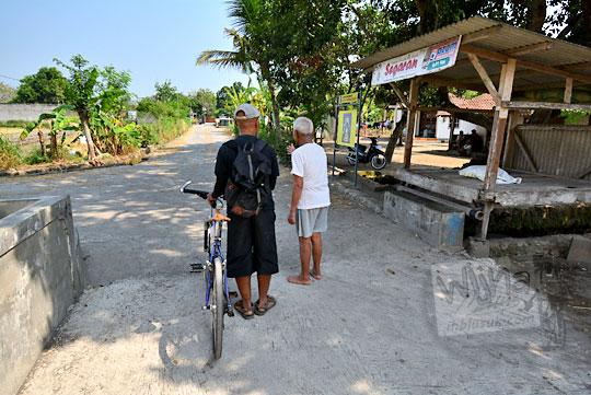 cerita warga desa tentang sejarah dan mistisnya mata air segaran di tirtomartani kalasan sleman