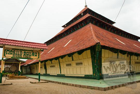 masjid pondok tinggi sungai penuh
