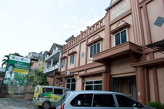 hotel jayakarta kota jambi