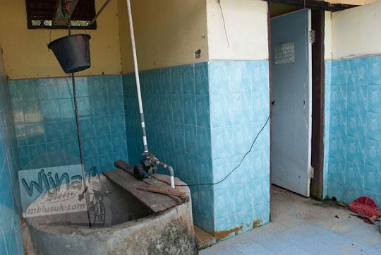 sumur tua masjid ar-rahmat di koto kampar hulu riau