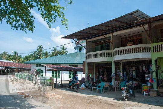foto suasana kehidupan di desa tanjung kecamatan koto kampar hulu riau pada zaman dulu April 2016
