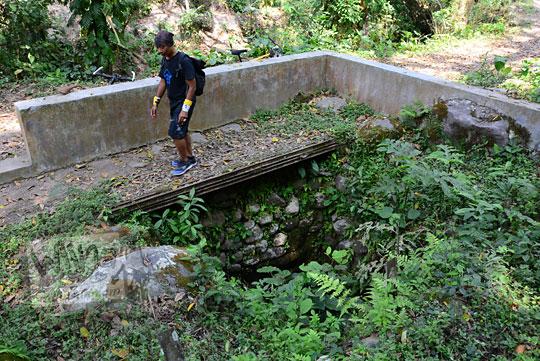 penelitian situs sejarah sumur tua di desa sumur kulon musuk boyolali