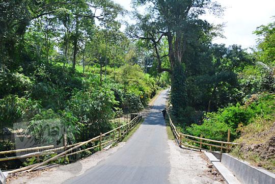 jalan batas desa jemowo dengan desa sumur di kecamatan musuk boyolali