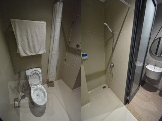 toilet kamar mandi cityone hotel semarang