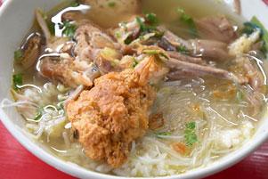 Thumbnail artikel blog berjudul Soto Ayam Mbah Mul Sebelum Pulang