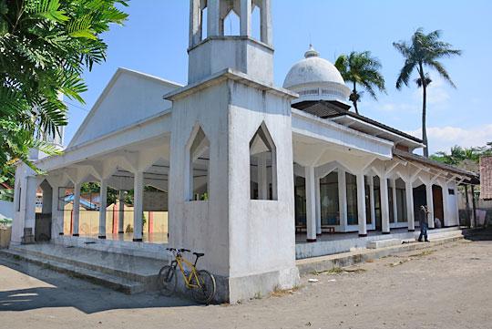 masjid al furqon dekat kantor urusan agama musuk boyolali