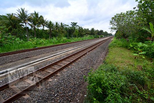 jalur rel ganda stasiun kedundang