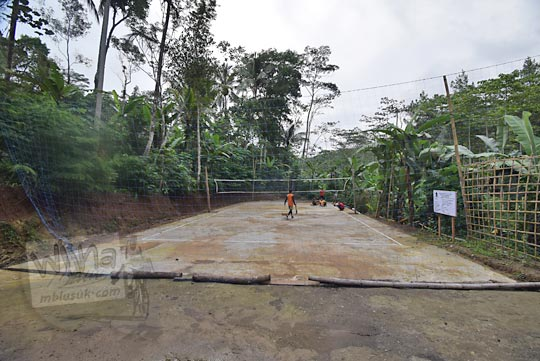 lapangan voli girimulyo kulon progo