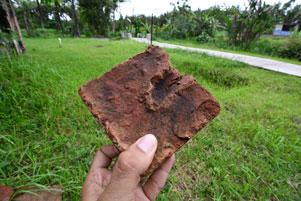 Thumbnail artikel blog berjudul Reruntuhan Tua di Seberang Stasiun Kedundang