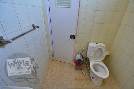 toilet banyu urip homestay kuta lombok