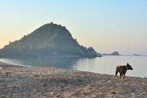 Thumbnail artikel blog berjudul Cerita Bulan Madu Hari ke-3.1: Pagi nan Sepi di Kuta Mandalika
