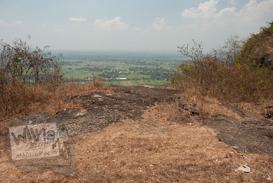 watu leter prambanan
