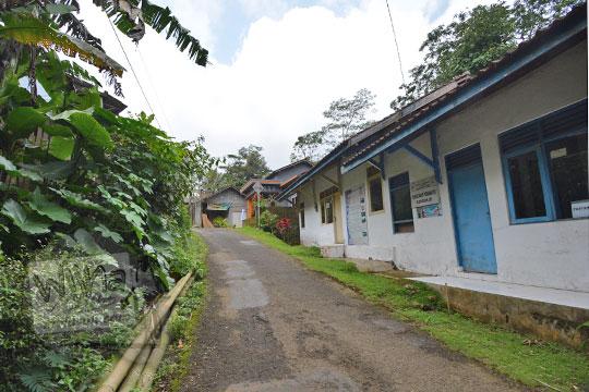 bangunan puskesmas pembantu di desa donorejo kaligesing purworejo