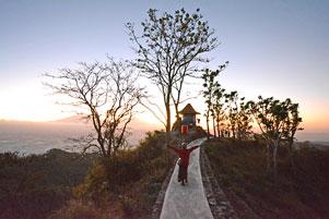 Kenalan Pagi Bukit Gondopurowangi