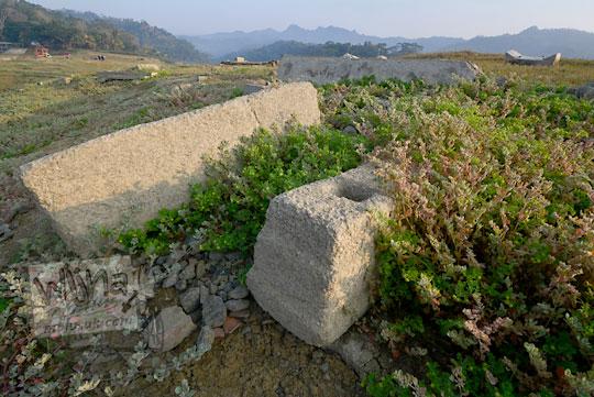 cerita mistis tanah bekas kuburan di taman bambu air waduk sermo kulon progo