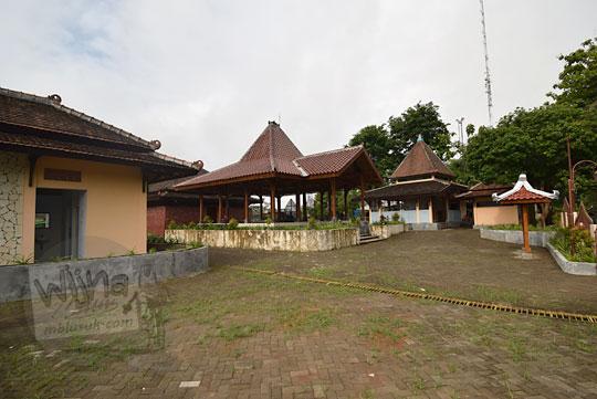 rest area baru patuk jalan wonosari yogyakarta