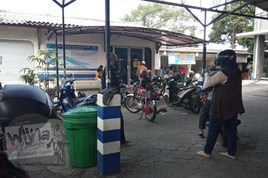 kantor cek fisik bpkb samsat kota yogyakarta