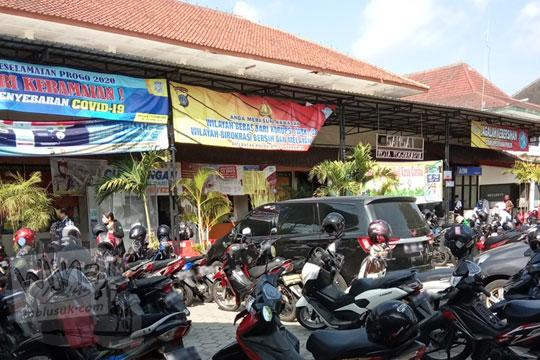 bangunan utama samsat kota yogyakarta