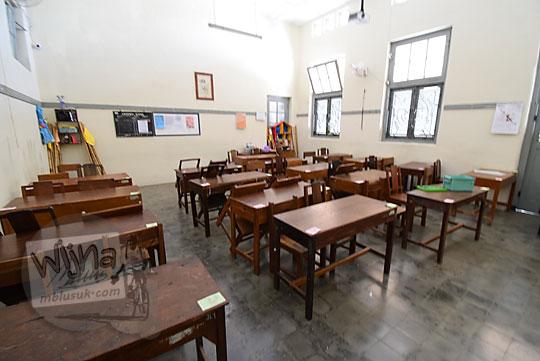 ruang kelas smp negeri 6 jetis yogyakarta